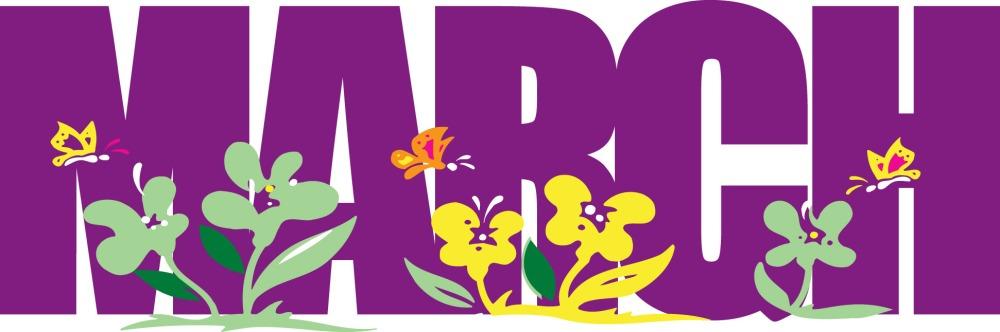 March-banner